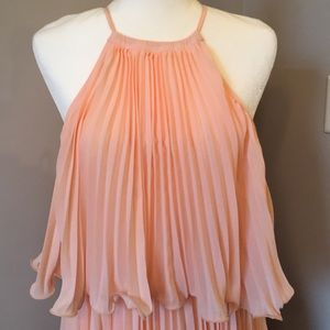 Endless Rose Halter Dress NWT